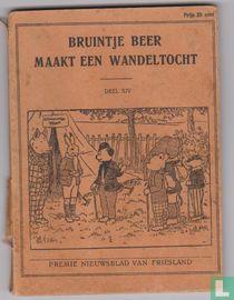 Bruintje Beer maakt een Wandeltocht