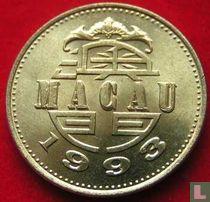Macao 50 avos 1993