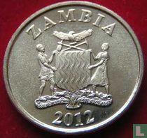 Zambia 10 ngwee 2012 kopen