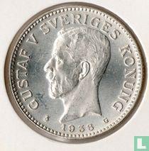 Zweden 2 kronor 1936