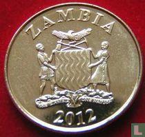 Zambie 50 ngwee 2012