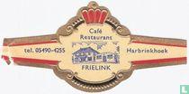 Café Restaurant Frielink - tel. 05490-4255 - Harbrinkhoek