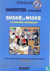 Vandersteen-catalogus - Editie 2 index-werkboek