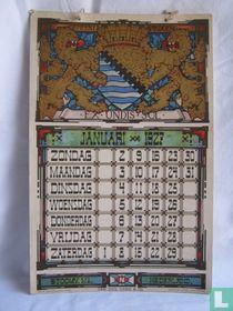 Kalender 1927