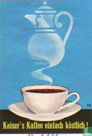 Kaiser's Kaffeeeinfach köstlich