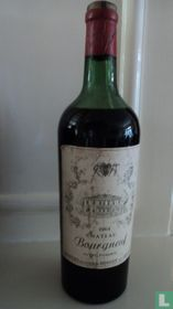 Chateau Bourgneuf 1964