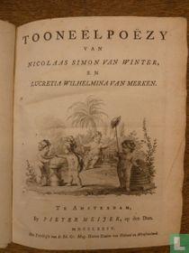 Tooneelpoëzy
