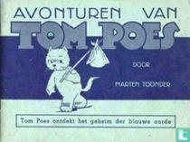 Tom Poes ontdekt het geheim der blauwe aarde