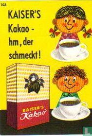 KAISER'S Kakoo - hm, der schmeckt!