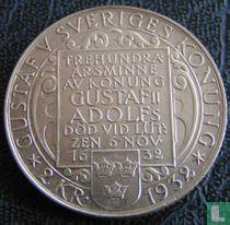 Zweden 2 kronor 1932