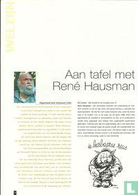 Aan tafel met René Hausman
