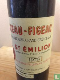 Château Figeac, 1978, 2 flessen