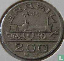 Brasilien 200 Réis 1936