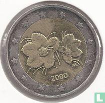 Finland 2 euro 2000