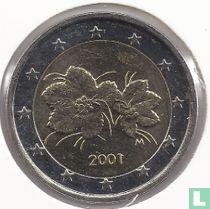 Finland 2 euro 2001