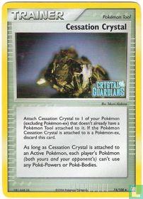 Cessation Crystal (reverse)