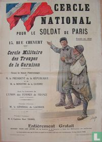 Cercle national pour le soldat de Paris.