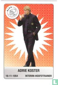 Ajax: Adrie Koster