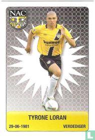 NAC: Tyrone Loran