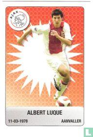 Ajax: Albert Luque