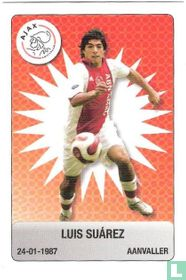 Ajax: Luis Suráez