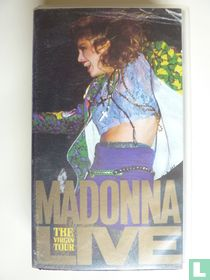 Madonna Live, The Virgin Tour