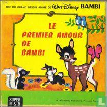 Le premier amour de Bambi
