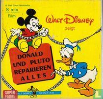 Donald und Pluto reparieren Alles