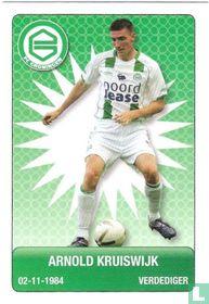 FC Groningen: Arnold Kruiswijk