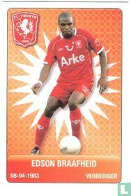 FC Twente: Edson Braafheid