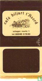 """Café Biljart """"t'Noord"""""""