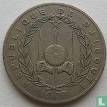 Djibouti 50 francs 1977