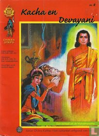 Kacha en Devayani
