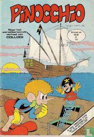 Pinocchio weerzien met Gepetto
