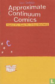 Approximate continuum comics 6