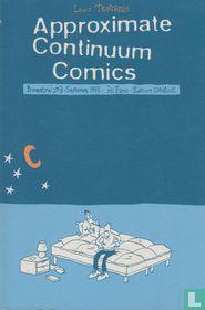 Approximate continuum comics 3