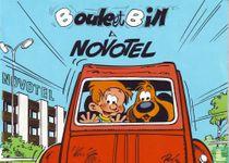 Boule et Bill à Novotel