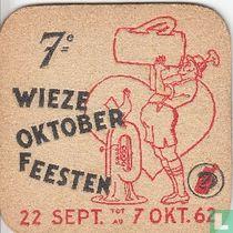 7e Wieze oktober feesten
