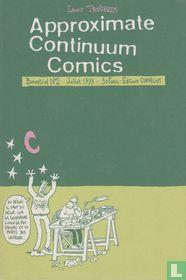 Approximate continuum comics 2