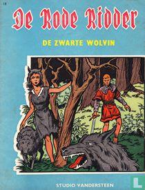 De zwarte wolvin