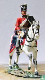 Russian Tsum Hussar, 1807