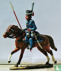 Cossack, Platov's Regiment 1812