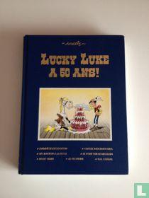 Lucky Luke a 50 ans!
