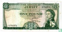 Jersey 1 Pound 1963