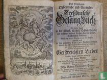 Das privilegirte ordentliche und vermehrte Dresdnische Gesang-Buch