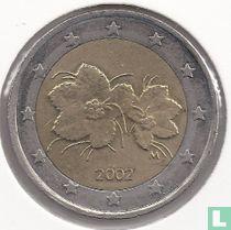 Finland 2 euro 2002