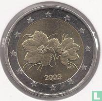 Finland 2 euro 2003