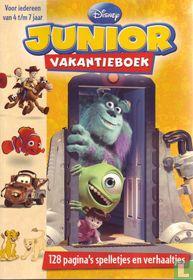 Junior vakantieboek 2013