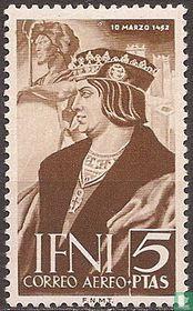 500e verjaardag geboorte Ferdinand the Catholic