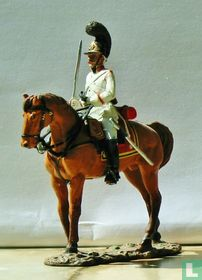 Trooper, Russian Guard Cavalry,1805